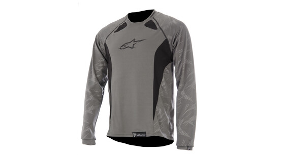 ALPINESTARS Drop Maillot ML Gris/Noir